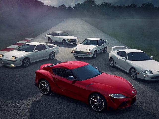 Toyota công bố 8 tuỳ chọn màu sơn cho Supra 2020, đi kèm giá bán từ 1,23 tỷ đồng