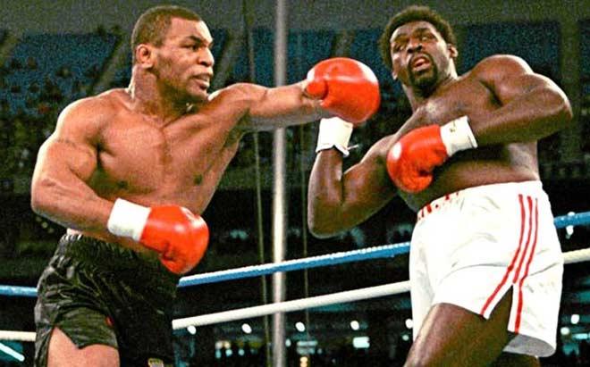 """""""Đệ tử"""" Ali ăn 2 đấm của Mike Tyson: 31 năm vẫn còn """"khiếp đảm"""" - 1"""