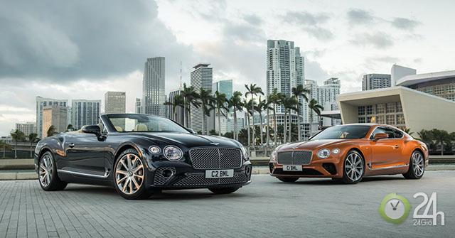 """Bentley Continental GT có thêm bản """"giá rẻ"""", sử dụng động cơ V8"""