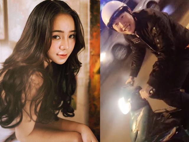 """Sự thật clip Quỳnh Kool """"bị fan nam bám đuôi"""" ngay trên phố - 1"""