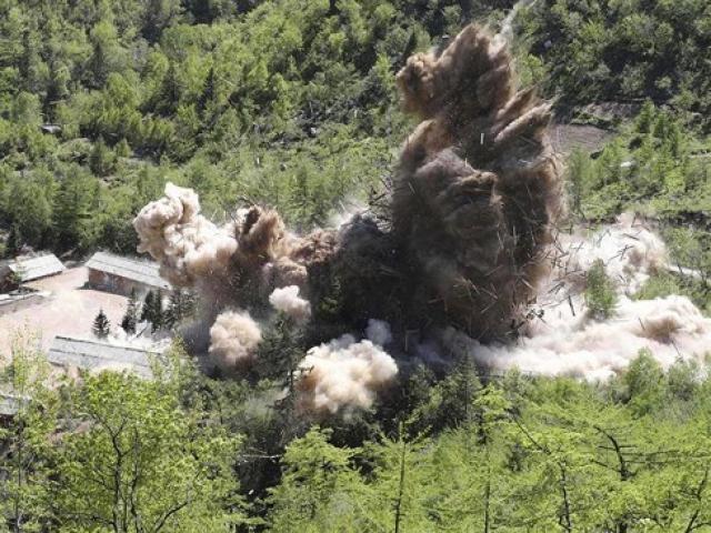 Triều Tiên xuất hiện 2 trận động đất trong 1 ngày, chuyện gì đang xảy ra?