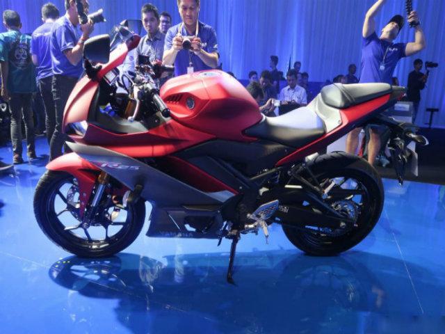 2019 Yamaha YZF-R25 chốt giá bán, hút dân tập chơi