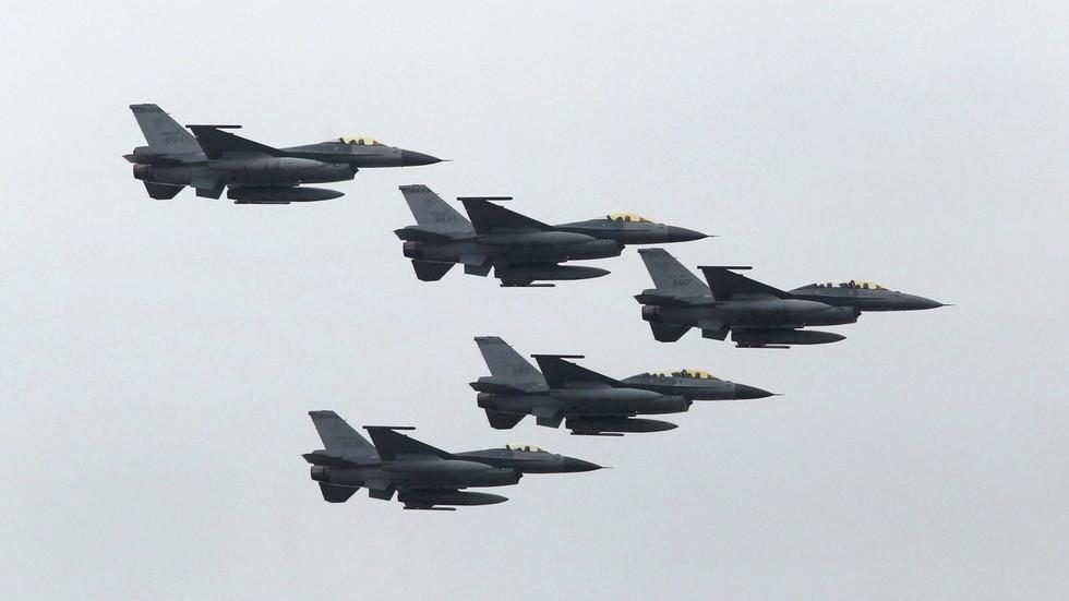 Trung Quốc lên tiếng về thông tin Đài Loan mua 60 chiến đấu cơ F-16 Mỹ - 1