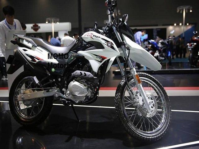 Suzuki DR150: Mẫu adventure đa mục đích dành cho dân tập chơi