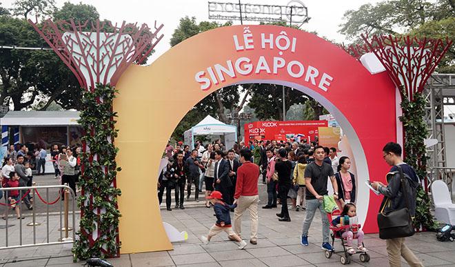 Lễ hội Singapore lần đầu tiên diễn ra ở Hà Nội có gì đặc biệt? - 1
