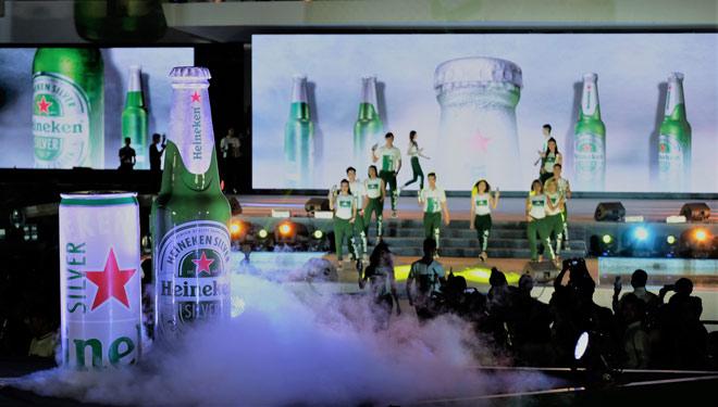 Thị trường bia Việt chào đón sản phẩm bia mới - Heineken Silver - 1