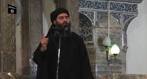 Thủ lĩnh tối cao IS phát phì, cạo sạch râu để lẩn trốn? - 1