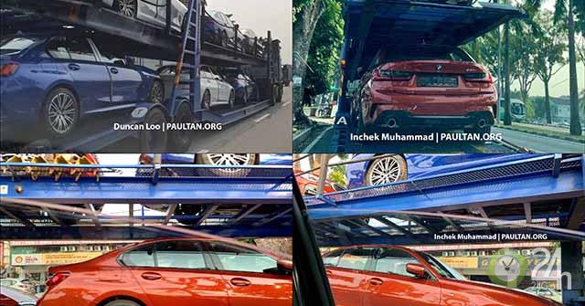 BMW 3-Series mới được bắt gặp trên xe vận chuyển tại Malaysia, dự kiến ra mắt cuối tháng này