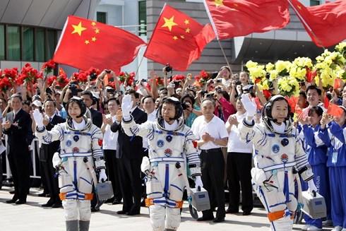 Trung Quốc và tham vọng làm giàu từ Mặt Trăng - 1