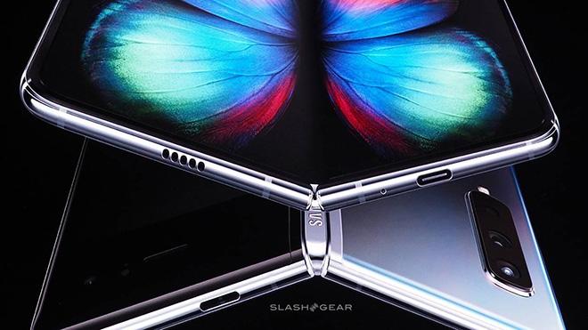 Vì sao Samsung chọn màn hình gập vào trong cho Galaxy Fold? - 1