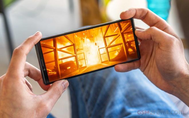 Sony Xperia 1 mang tới trải nghiệm màn hình 4K tuyệt đỉnh 24/24 - 1