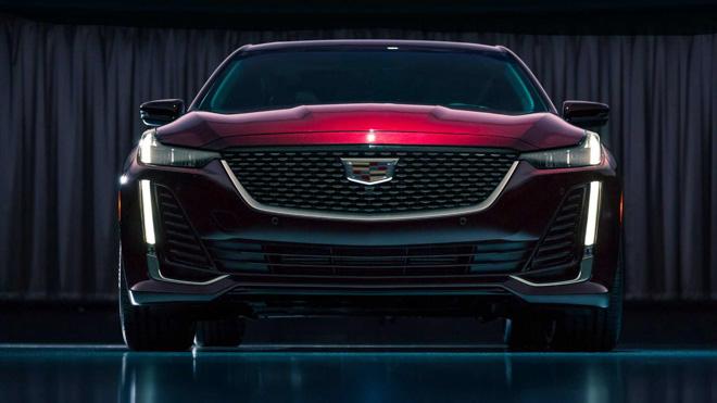 Cadillac CT5: Mẫu sedan hạng sang thay thế CTS - 1