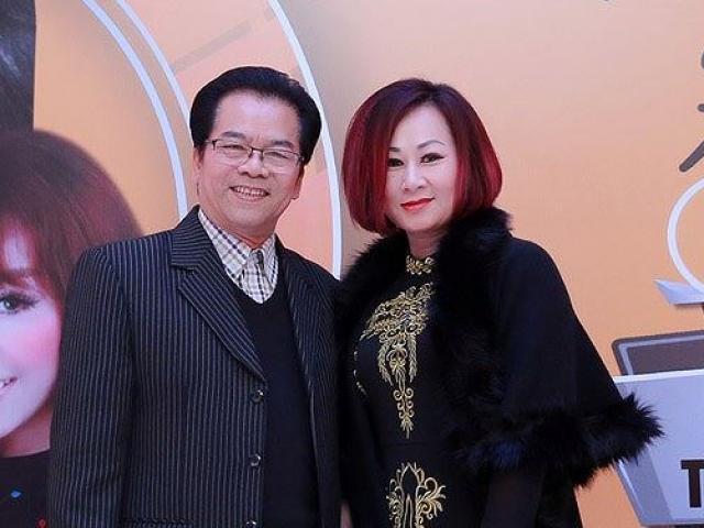 NSND Trần Nhượng nói về tin chia tay vợ 2 sau 10 năm chung sống