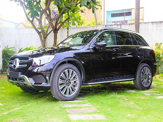 Giá lăn bánh xe Mercedes GLC 2019 mới nhất tại đại lý