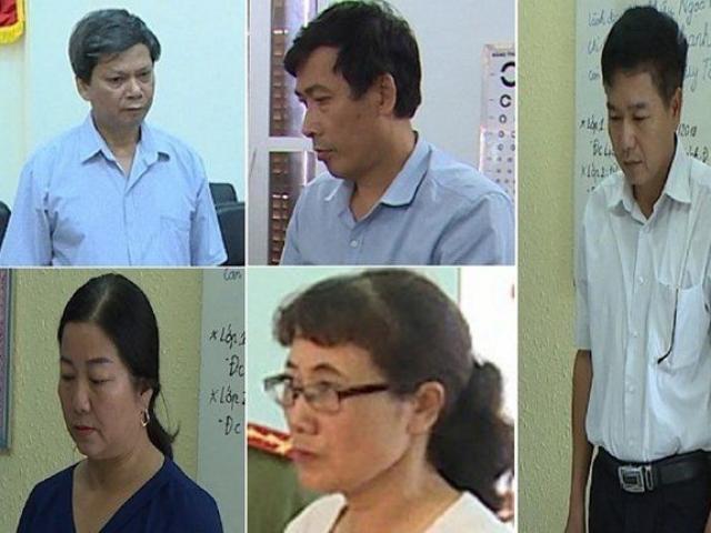 Gian lận thi THPT ở Sơn La: Một thiếu tá an ninh bị tước danh hiệu CAND