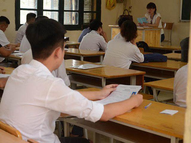 Tránh gian lận thi cử, Bộ GD-ĐT đã chuẩn bị gì cho kỳ thi THPT quốc gia năm 2019? - 1