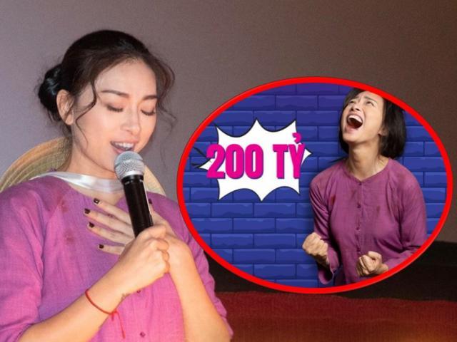"""""""Hai Phượng"""" đại thắng thu hơn 200 tỷ đồng, Ngô Thanh Vân nói gì?"""