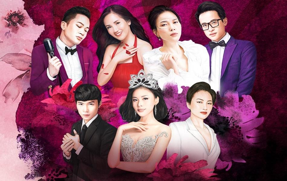 """Nữ ca sĩ  đứng chung trong """"Đại nhạc hội Son"""" với Mỹ Tâm, Hồng Nhung là ai? - 1"""