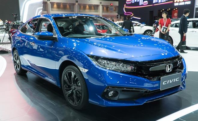 Xem trước Honda Civic RS 2019 sắp được bán tại Việt Nam - 1