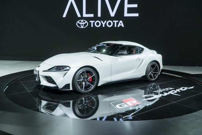 """""""Huyền thoại"""" Toyota Supra GR 2020 lần đầu ra mắt thị trường Đông Nam Á - 1"""