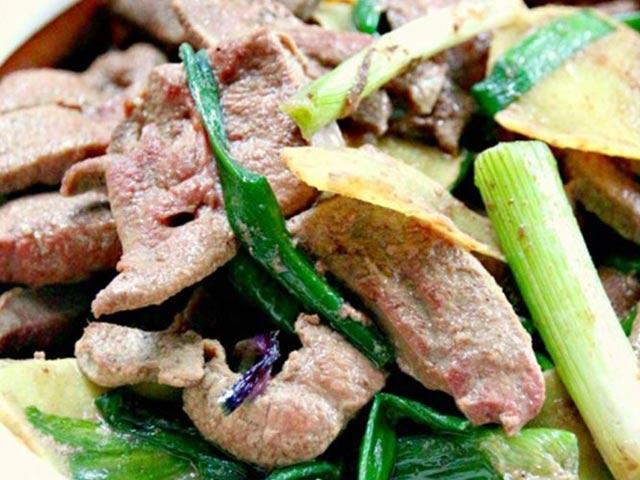 Thịt bò, thịt lợn rất tốt nhưng nên tránh ăn những bộ phận sau