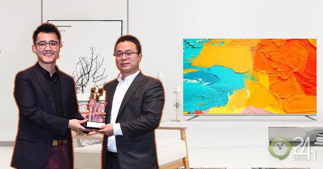 Coocaa đưa Smart TV tích hợp trí tuệ nhân tạo đến thị trường Việt