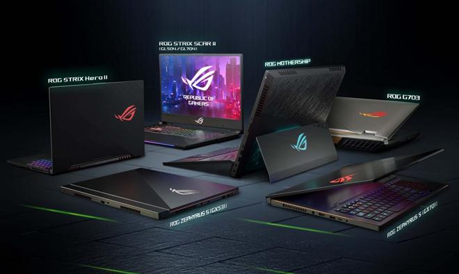 Asus trình làng loạt laptop gaming cực mạnh, giá cao nhất 120 triệu đồng - 1