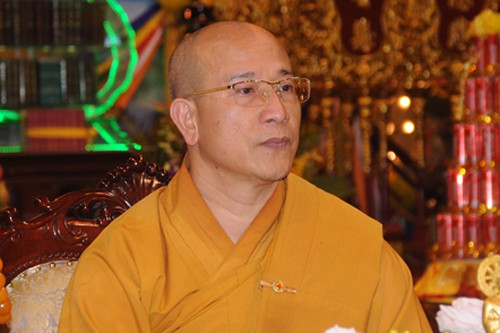 Trụ trì chùa Ba Vàng nói gì về việc bị đề nghị tạm đình chỉ các chức vụ trong Giáo hội? - 1