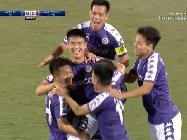 Lịch thi đấu bóng đá cúp Quốc gia Việt Nam 2019