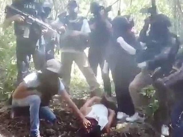 Băng đảng nguy hiểm nhất Mexico chặt đầu thành viên băng đối thủ