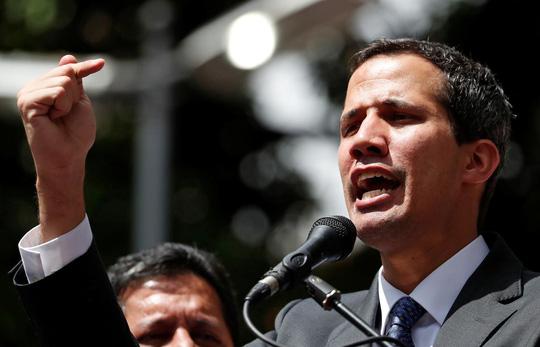 """Venezuela: """"Tổng thống tự phong"""" bị cấm giữ chức vụ công trong 15 năm - 1"""