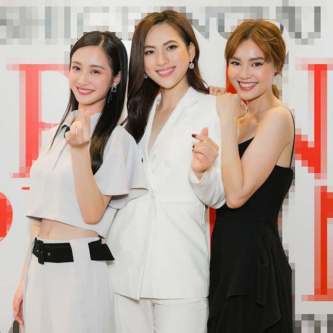 Lan Ngọc, Jun Vũ, Phương Anh Đào bất ngờ thân mật, đập tan tin đồn cạnh tranh - 1