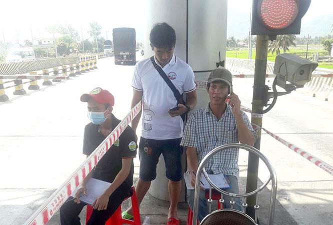 BOT Ninh Lộc thu gần 1 tỷ đồng mỗi ngày - 1