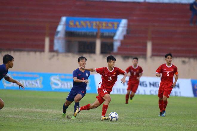 U19 Việt Nam - U19 Thái Lan: Vỡ òa từ sai lầm, đăng quang nghẹt thở - 1