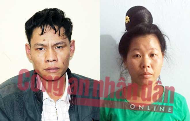 Vụ sát hại nữ sinh ship gà: Lai lịch bất hảo của vợ chồng nghi phạm thứ 9 - 1