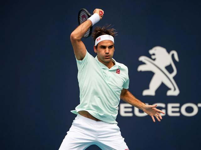 """Trực tiếp chung kết Miami Open, Federer - Isner: Chờ """"cú poker"""" của FedEX"""