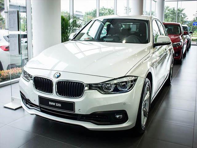 Cập nhật giá lăn bánh xe BMW 320i 2019 mới nhất tại đại lý xe BMW