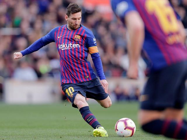 """Messi arbitrator """"inciting"""" the goal, Barca sowing melancholy old man Real"""
