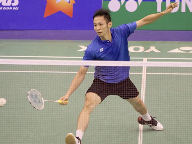 Tuyệt vời Tiến Minh: Khiến tay vợt Trung Quốc choáng váng, đoạt ngôi vô địch