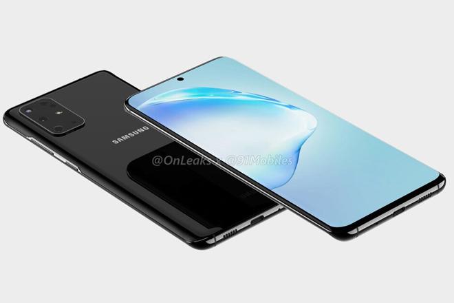 Rò rỉ Galaxy S20 Ultra, đây mới là cực phẩm năm 2020 - 1