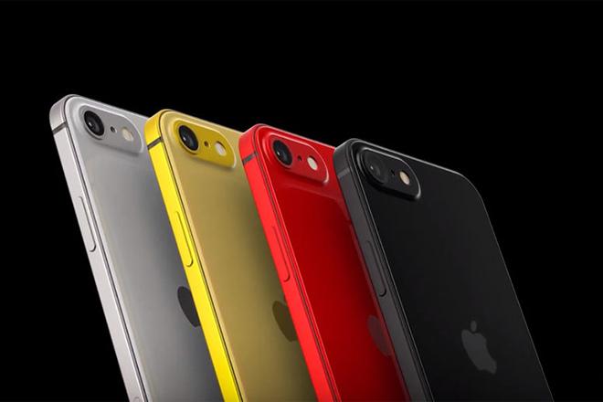 Video: Lại thêm ý tưởng iPhone SE 2 đẹp mê hồn, Xuân này lại có thứ để chờ đợi - 1