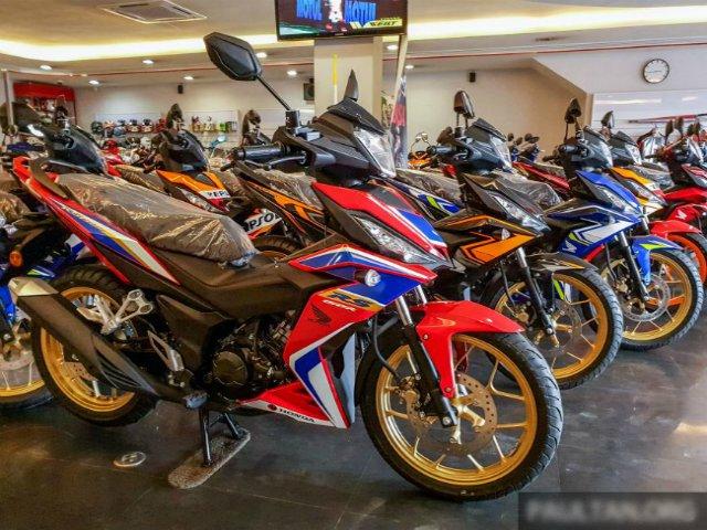 Ngắm Honda Winner mới đẹp như siêu môtô, giá 52,7 triệu đồng