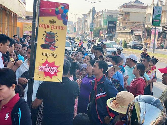 Bigphone+  của Thế Giới Di Động đặt mục tiêu dẫn đầu thị trường điện máy tại Campuchia vào năm 2020 - 1