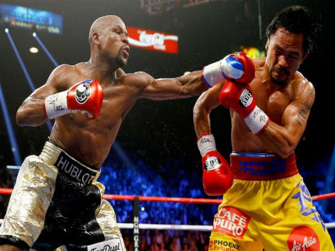 Mayweather đấm 1 cú có 11,5 tỷ đồng: Võ sỹ boxing số 1 thế kỷ? - 1