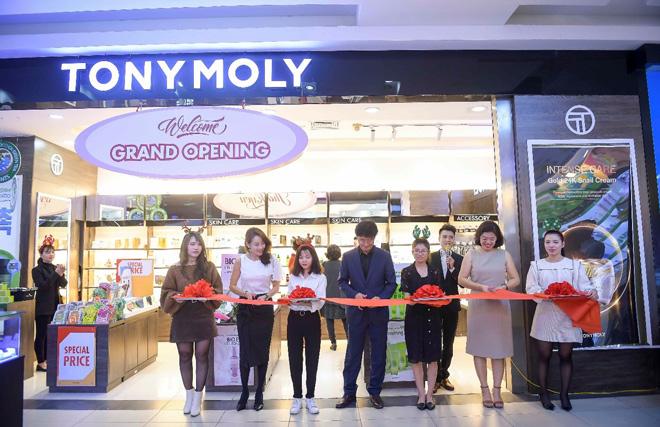 Hãng mỹ phẩm Hàn Quốc Tonymoly khai trương tại Big C Thăng Long và Aeon Mall Hà Đông - 1