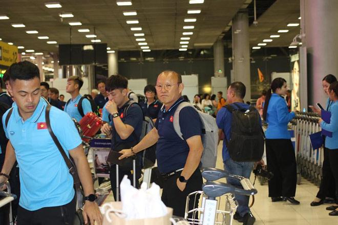 U23 Việt Nam được bố trí điều kiện ăn tập tốt nhất tại Thái Lan - 1