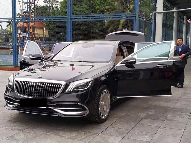 Mercedes-Maybach S650 2019 thứ hai tại Việt Nam giá gần 15 tỷ đồng đã có chủ nhân - 1