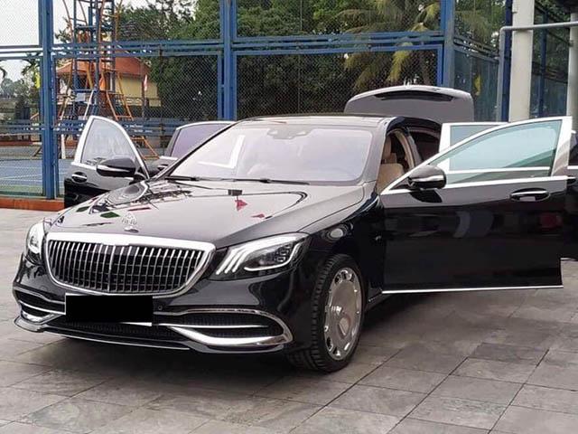 Mercedes-Maybach S650 2019 thứ hai tại Việt Nam giá gần 15 tỷ đồng đã có chủ nhân