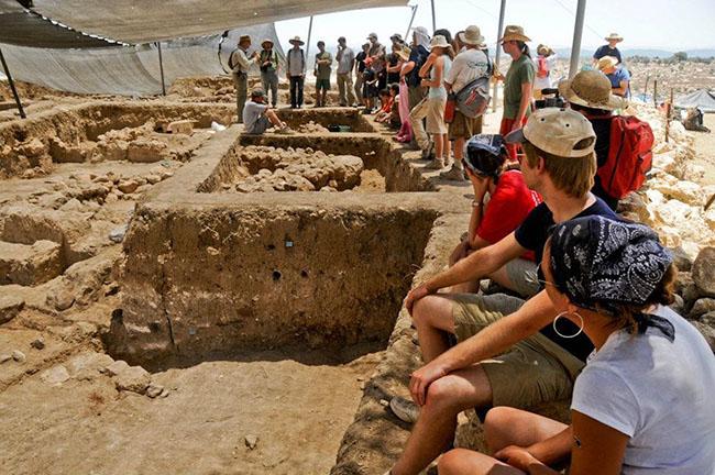 Những người mê khám phá xương khủng long hay những ngôi đền cổ đừng bỏ lỡ cơ hội này - 1