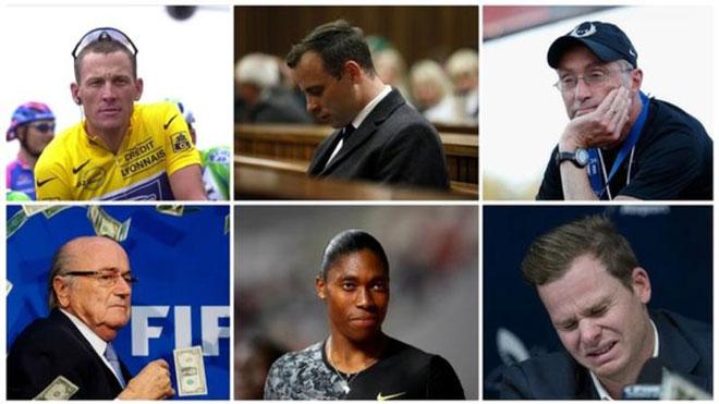 Những scandal rung chuyển thể thao thập kỷ: Armstrong, FIFA và bác sỹ bỉ ổi - 1